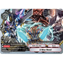 BFE S-BT06/0049EN Foil/U A Wise Move!