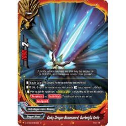 BFE S-BT06/0052EN Foil/C Deity Dragon Beamsword, Garknight Knife