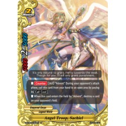 BFE S-BT06/0058EN Foil/C Angel Troop, Sachiel