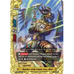 BFE S-BT06/0060EN Foil/C Battler with Giant Axe, Hof
