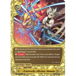 BFE S-BT06/0063EN Foil/C -Trustworthy Affection- Shamam