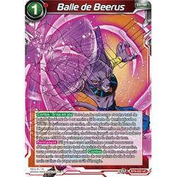 DBS BT8-022 UC Balle de Beerus