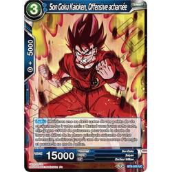 DBS BT8-025 UC Son Goku Kaioken, Offensive acharnée