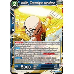 DBS BT8-030 UC Krillin, Technique suprême
