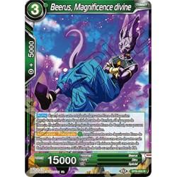 DBS BT8-053 R Beerus, Magnificence divine