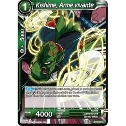 DBS BT8-058 C Kishime, Arme vivante