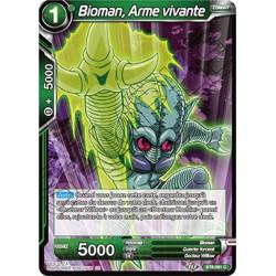 DBS BT8-061 C Bioman, Arme vivante