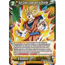 DBS BT8-068 UC Son Goku, Voie vers la Divinité