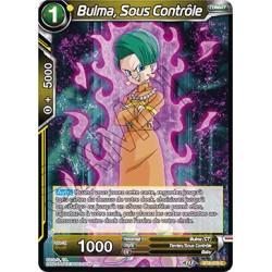DBS BT8-076 C Bulma, Sous Contrôle