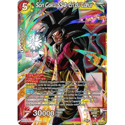 DBS BT8-110 SR Son Goku SS4, Cri du Cœur
