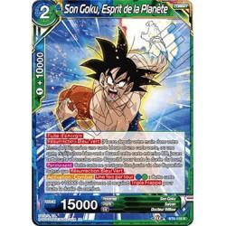 DBS BT8-118 R Son Goku, Esprit de la Planète