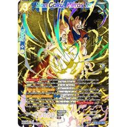 DBS BT8-127 NHR Son Goku, Héros fier