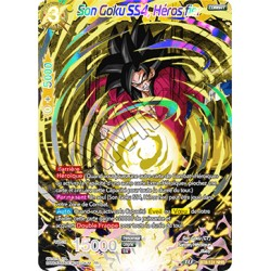DBS BT8-131 NHR Son Goku SS4, Héros fier