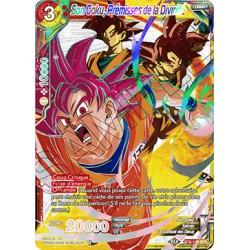 DBS BT8-109_SPR SPR Son Goku, Prémisses de la Divinité