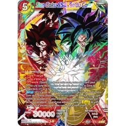 DBS BT8-110_SPR SPR Son Goku SS4, Cri du Cœur