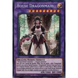 YGO MYFI-EN022 Maison Dragonirène/House Dragonmaid