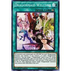 YGO MYFI-EN024 Dragonirène Bienvenue/Dragonmaid Welcome
