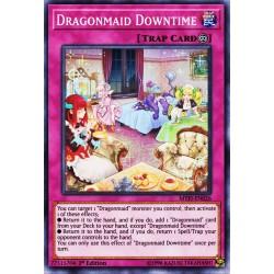 YGO MYFI-EN026 Dragonirène Pause/Dragonmaid Downtime