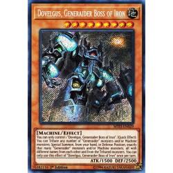 YGO MYFI-EN029 Dovelgus, Boss Genèraideur du Fer/Dovelgus, Generaider Boss of Iron