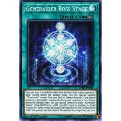 YGO MYFI-EN034 Niveau Boss Genèraideur/Generaider Boss Stage