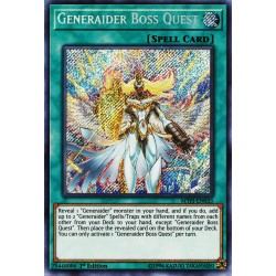 YGO MYFI-EN035 Generaider Boss Quest