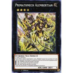 YGO MYFI-EN040 Primathmech Alembertian