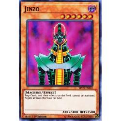 YGO MYFI-EN041 Jinzo/Jinzo