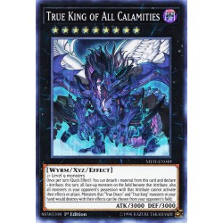 YGO MYFI-EN049 Roi Véritable de Toutes les Calamités/True King of All Calamities