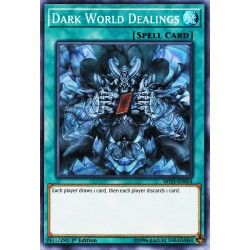 YGO MYFI-EN054 Dark World Dealings