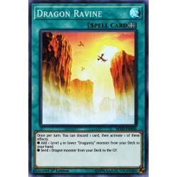 YGO MYFI-EN056 Ravin des Dragons/Dragon Ravine