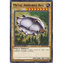 YGO SBTK-EN010 Insecte Blindé/Metal Armored Bug