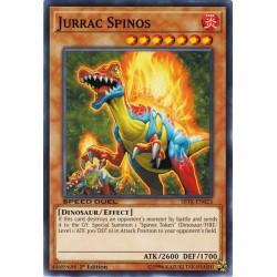 YGO SBTK-EN023 Spinosaurus Préhistorique/Jurrac Spinos