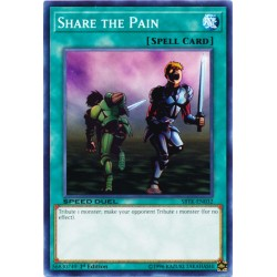 YGO SBTK-EN032 Share the Pain
