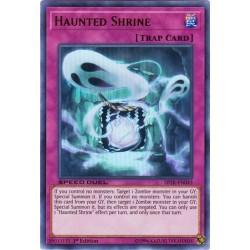 YGO SBTK-EN043 Sanctuaire Hanté/Haunted Shrine