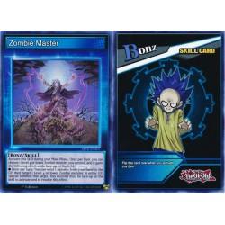 YGO SBTK-ENS01 Zombie Master