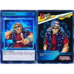 YGO SBTK-ENS05 Switcheroo