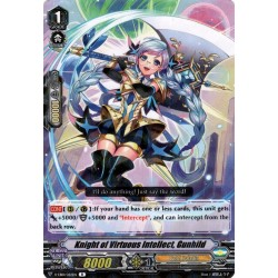 CFV V-EB10/022EN R Knight of Virtuous Intellect, Gunhild