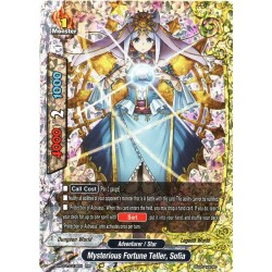 BFE S-RC01/019EN RR Mysterious Fortune Teller, Sofia