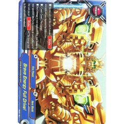 BFE S-RC01/027EN R Brave Energy Full Drive!