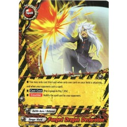 BFE S-RC01/028EN R Fanged Dragon Declaration