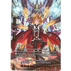 BFE S-RC01/S004EN SP Vile Demonic Dragon, Vanity Husk Destroyer