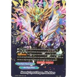 BFE S-RC01/BR01EN BR Heavenly Crystal Dragon, Aldo Athora (Black)