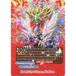 BFE S-RC01/BR01EN BR Heavenly Crystal Dragon, Aldo Athora (Pink)