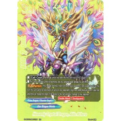 BFE S-RC01/BR01EN BR Heavenly Crystal Dragon, Aldo Athora (Purple)