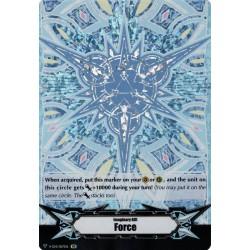 CFV V-EB11 V-GM/0117EN Gift Marker Imaginary Gift Marker Force Melody Colors (Blue)