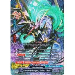 """BFE S-BT07/0020EN RR Star Deity Dragon, Zodiac """"Re:B"""""""