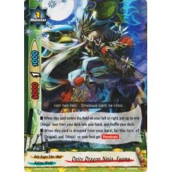 BFE S-BT07/0057EN C Deity Dragon Ninja, Fuuma