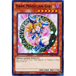YGO LED6-EN000 Dark Magician Girl