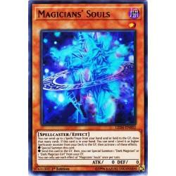 YGO LED6-EN002 Magicians' Souls
