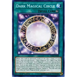 YGO LED6-EN009 Dark Magical Circle